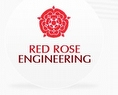 Red Rose Engineering Logo
