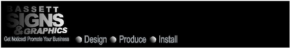 Bassett Signs & Graphics Logo