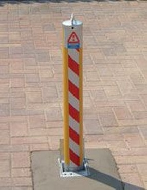 Retractable Posts by Autopa Limited