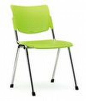 Metal framed waiting and visitors chairs by Business Furniture Online Ltd