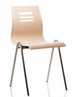 Columbia Bistro Chair by Business Furniture Online Ltd