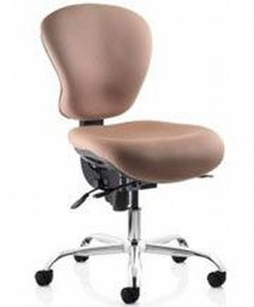 Sphere Medium Back 24 Hour Chair by Business Furniture Online Ltd