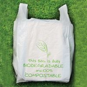Biodegradable Carrier Bags by R R Packaging Ltd