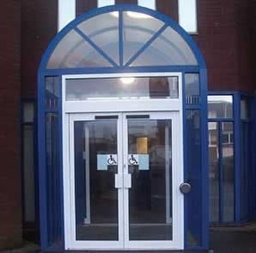 Stanley Automatic Swing Door Systems by Door Spring Supplies Company