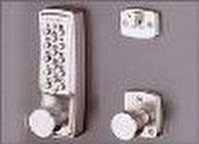 Heavy Duty Mechanical Digital Lock by Relcross Limited