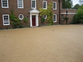 RonaDeck Resin Bound Surfacing by Ronacrete Limited