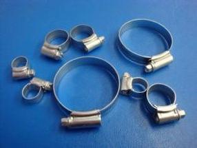 Jolly Mild Steel Clamps by Zero Clips Ltd
