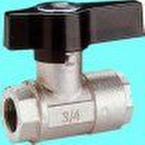 Ball Valves – Zinc Plated Steel & S/S by Malcolm Smith Power Cleaning