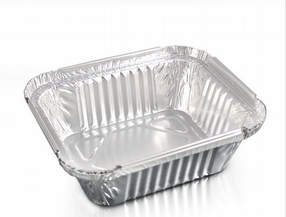 2a Foil Food Containers x500 by R R Packaging Ltd