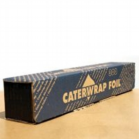 Catering Foil with Cutter Box by R R Packaging Ltd