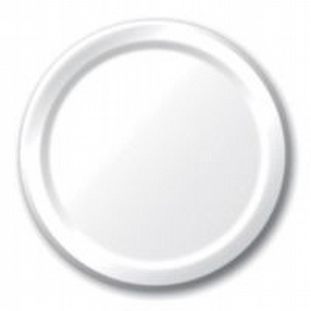 Disposable Catering Poly Plates by R R Packaging Ltd