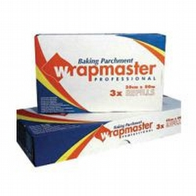 Wrapmaster Baking Parchment by R R Packaging Ltd