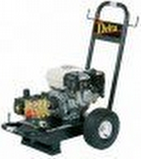 Petrol Driven Pressure Washers by Malcolm Smith Power Cleaning