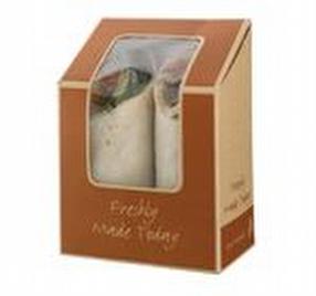 Tuck-Top Tortilla Pack x 1000 by R R Packaging Ltd
