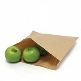 Brown Kraft Paper Bags by R R Packaging Ltd