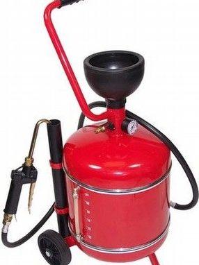 24Ltr Air Discharge Oil Dispenser by Lumeter Ltd