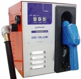 240v ADBLUE Mini Dispenser by Lumeter Ltd