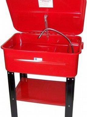 90 Ltr Parts Washer by Lumeter Ltd