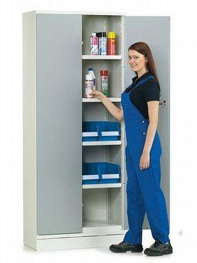 Technical Furniture: Shelf Cabinets by Treston Ltd
