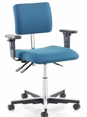 Technical Furniture: Chairs and foot rests by Treston Ltd