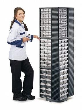 Storage Systems: Turntable Assemblies by Treston Ltd