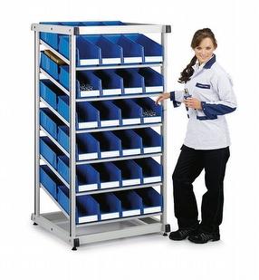 Storage Systems: Storage Stands by Treston Ltd