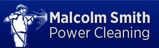 Malcolm Smith Power Cleaning Logo