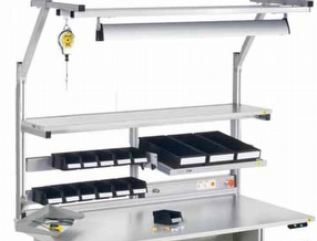 ESD Products: Workbench Accessories by Treston Ltd