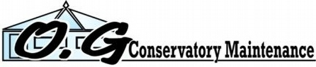 O G Conservatory Maintenance Ltd. Logo