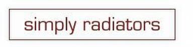 Simply Radiators. Logo