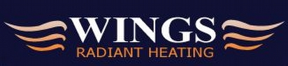 Wings Radiant Heating Ltd. Logo