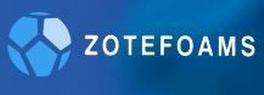 Zotefoam Plc. Logo