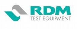 RDM Test Equipment Logo