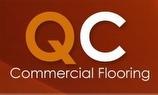 QC Commercial Flooring Logo