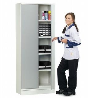 ESD Products: Shelf Cabinets by Treston Ltd