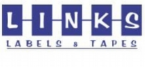 Links Labels and Tapes Logo