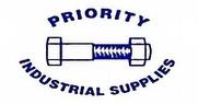 Priority Industrial Supplies Logo