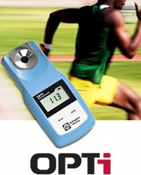 Digital OPTi Sport Handheld Refractometer by Bellingham and Stanley Ltd.