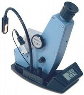 Laboratory Abbe 5 Refractometer by Bellingham and Stanley Ltd.
