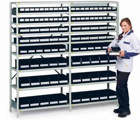 ESD Products: Small Parts Shelving by Treston Ltd