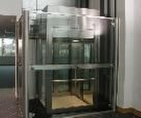 Glazed Lift Enclosures by UMG (Unique Metal and Glass) Co Ltd