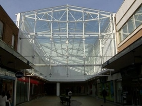 Bespoke Fire/Smoke Barriers, Derby by UMG (Unique Metal and Glass) Co Ltd