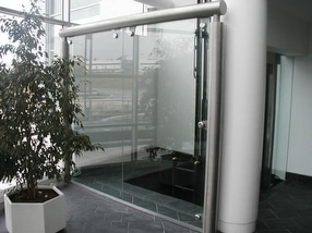 Bespoke Frameless & Structural Glazing, Stoke by UMG (Unique Metal and Glass) Co Ltd