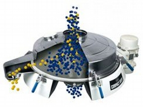 Industrial Sieves and Screeners by Russell Finex Ltd.