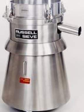 Finex Sieve Range by Russell Finex Ltd.