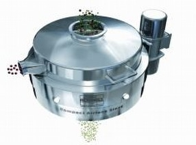 Compact Airlock Sieve by Russell Finex Ltd.