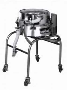 Compact Airswept Sieve by Russell Finex Ltd.