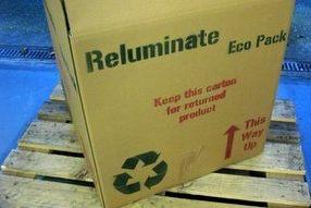 Green Deal Lighting by Reluminate Ltd.