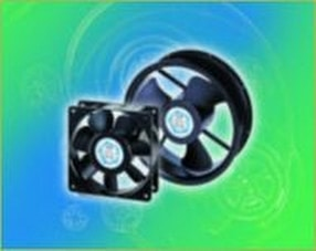 AC & DC Axial Fans by Thermaco Ltd.