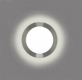 Slimline Circular Luminaire by Carbon Friendly Lighting Ltd.
